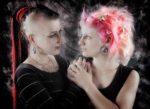 Poträtfografie - Aska und Kaska
